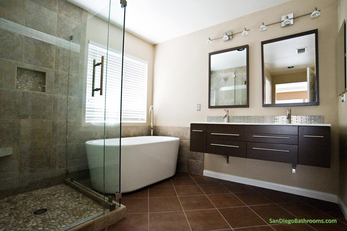bathroom remodel san diego - San Diego Bathroom Design